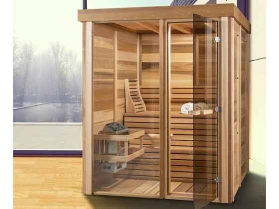 Sauna intérieur Red Cedar...