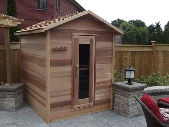 Sauna Red Cedar Classic -...
