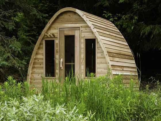 Sauna POD 214x214 cm