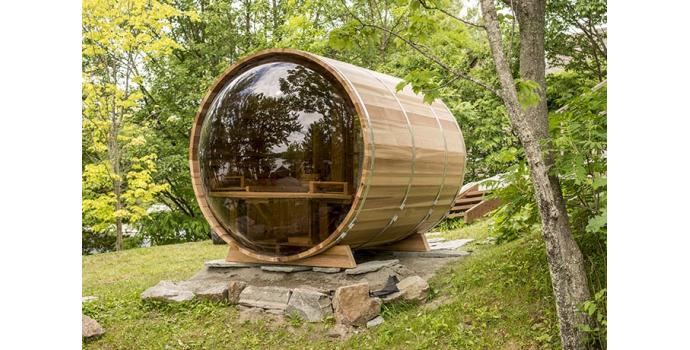 Sauna : pourquoi les saunas Kariboo sont en essence de bois Red Cedar ?